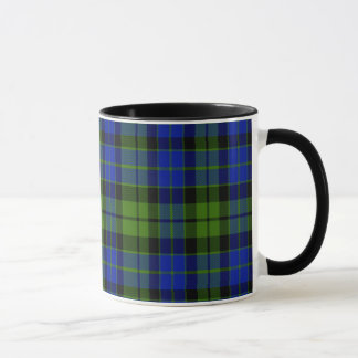 Allen Scottish Tartan Mug