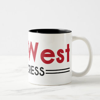 Allen West for Congress Two-Tone Coffee Mug