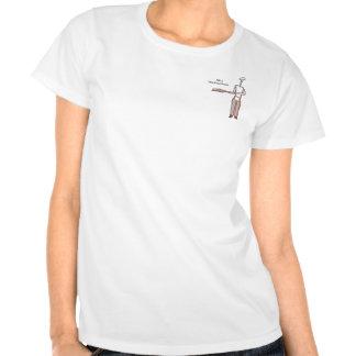Allen's Pizzeria Girls fitted shirt