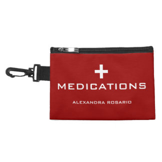 Allergies Emergency Medications Accessory Bag