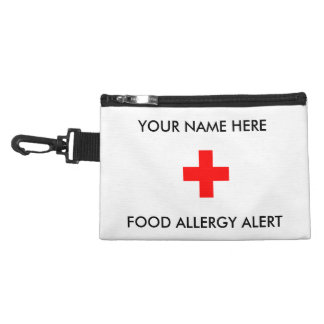 Allergy Emergency Kit Pouch