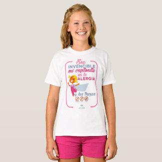 allergy I am invincible T-Shirt