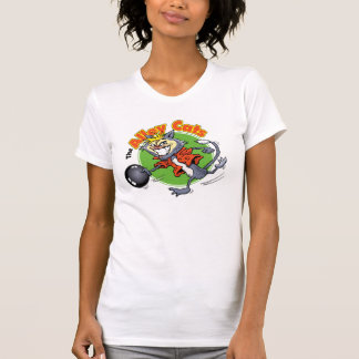 Alley Cats Bowling Women's T-Shirt