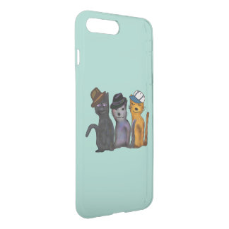 Alley Cats iPhone7 Plus Deflector Case