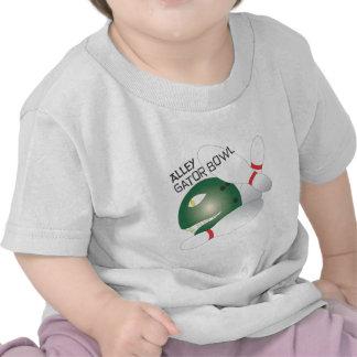 Alley Gator Bowl ai Shirts