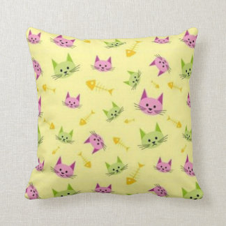 Alley Kitty Cushion