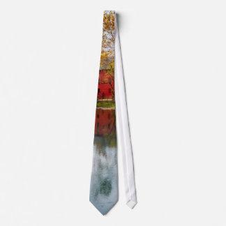 Alley Mill Autumn Tie
