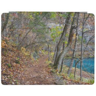 Alley Mill Autumn Walk iPad Cover