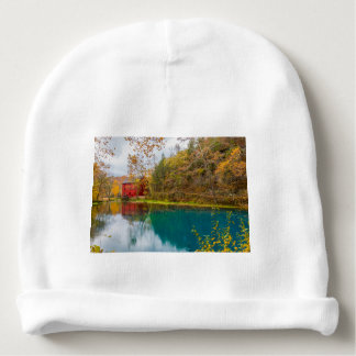 Alley Roller Mill And Spring Baby Beanie