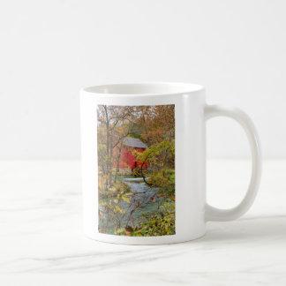 Alley Through The Woods Coffee Mug