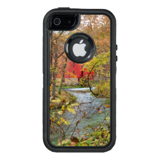 Alley Through The Woods OtterBox Defender iPhone Case