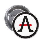 ALLiance of the Libertarian Left 6 Cm Round Badge