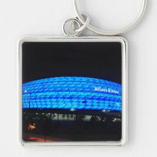 Allianz Arena at night, Munich Keychains