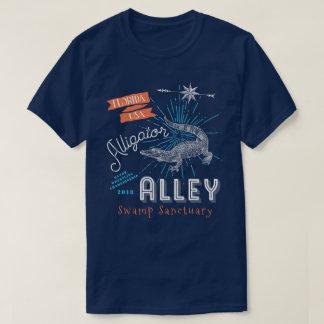Alligator Alley Florida Everglades Gator Wrestling T-Shirt