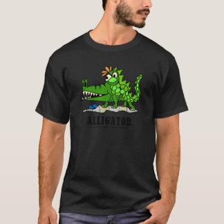 Alligator by Lorenzo © 2018 Lorenzo Traverso T-Shirt