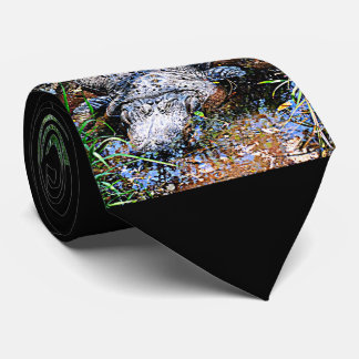 Alligator (Florida, Louisiana and Mississippi) Tie
