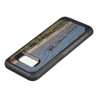 Alligator in the Water OtterBox Commuter Samsung Galaxy S8 Case
