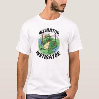 Alligator Instigator • T-Shirt (Men's XL)
