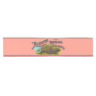Alligator Louisiana Molasses Short Table Runner