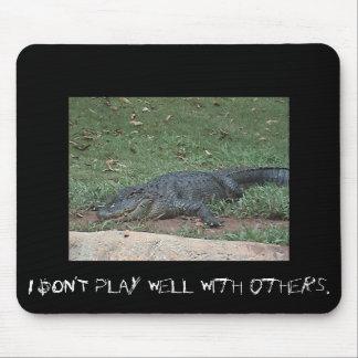 Alligator Mousepad