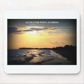 ALLIGATOR POINT, FLORIDA MOUSE PAD