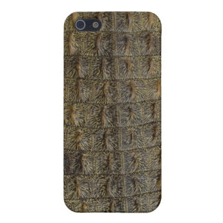 Alligator Skin Cover For iPhone 5/5S