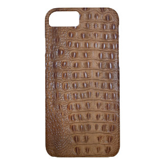 Alligator Skin iPhone 7 Case