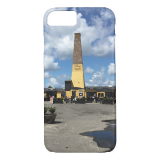 Allinge Rogeri Kampelokken Harbor Bornholm Denmark iPhone 8/7 Case