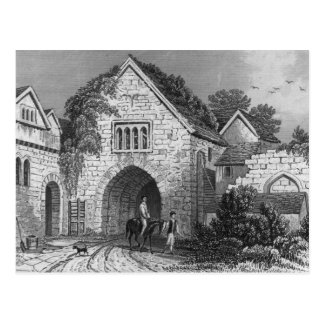 Allington Castle Postcard