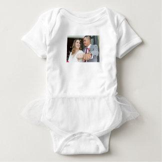 Allison & Edgar's Wedding Baby Bodysuit