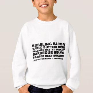 Alliteration Sweatshirt