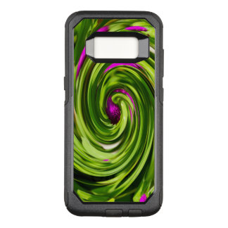 Allium Abstract OtterBox Commuter Samsung Galaxy S8 Case