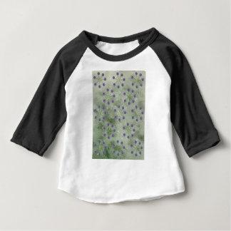 ALLIUM FLOWER PATTERN BABY T-Shirt