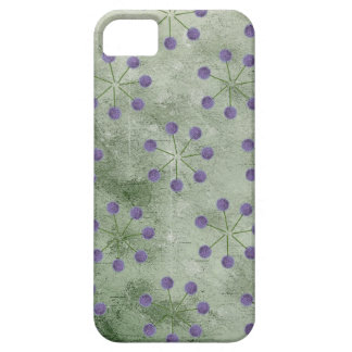 ALLIUM FLOWER PATTERN BARELY THERE iPhone 5 CASE