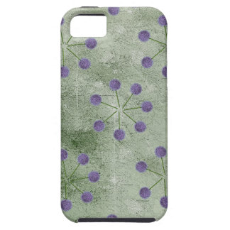 ALLIUM FLOWER PATTERN iPhone 5 COVER