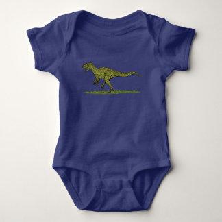 Allosaurus Baby Bodysuit