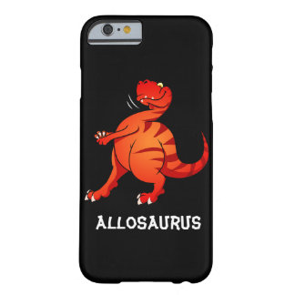 Allosaurus Barely There iPhone 6 Case