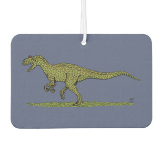 Allosaurus Car Air Freshener
