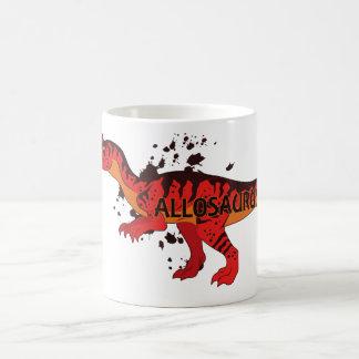 Allosaurus Coffee Mug