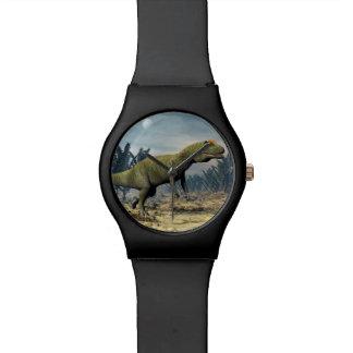 Allosaurus dinosaur - 3D render Watch