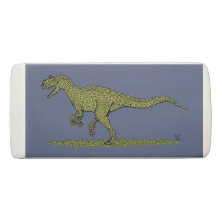 Allosaurus Eraser