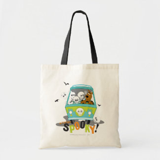 Alltogether Spooky 2 Budget Tote Bag