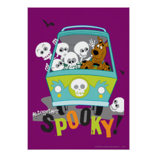 Alltogether Spooky Poster