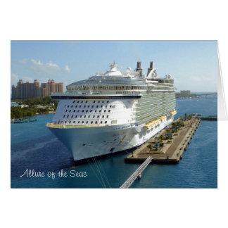 Allure in Nassau Custom Card