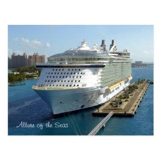 Allure in Nassau Postcard
