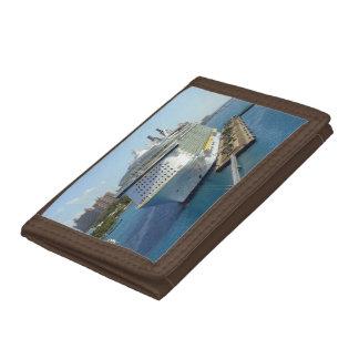 Alluring Bow 2 Tri-fold Wallet