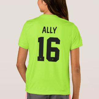 Ally - I Play Like a Girl T-Shirt