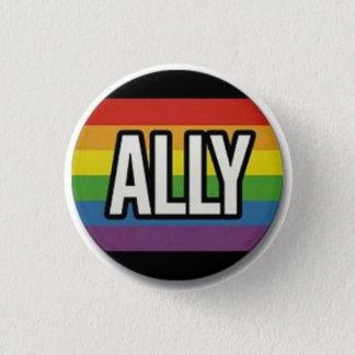 Ally Pride button