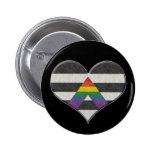Ally Pride Heart Pin