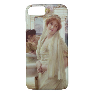 Alma-Tadema | A Difference of Opinion iPhone 7 Case